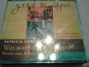 Wer war Jack the Ripper - Patricia Cornwall