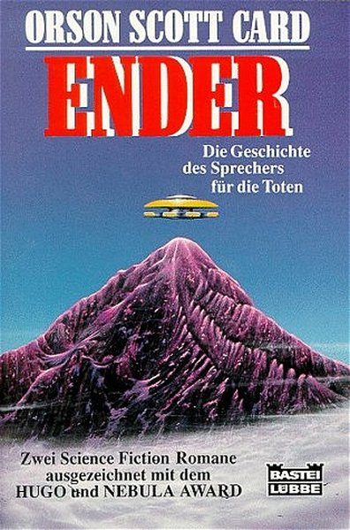 Ender: zwei Science- fiction-Romane - Scott Card, Orson