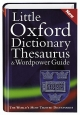 Little Oxford Dictionary & Thesaurus - Sara Hawker; Chris Cowley