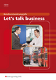 Let´s talk business - Sally Ann Vollmers; Claus Vollmers