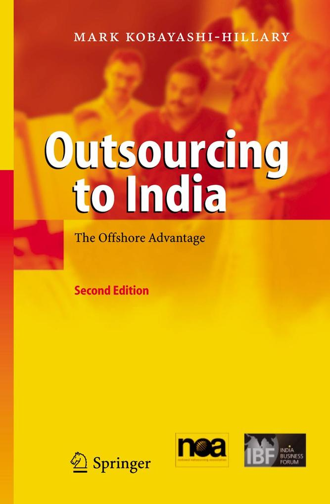 Outsourcing to India als eBook von Mark Kobayashi-Hillary - Springer Berlin Heidelberg