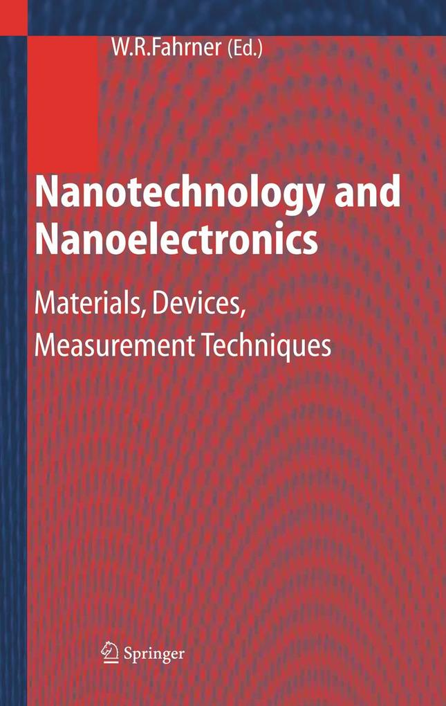 Nanotechnology and Nanoelectronics als eBook von - Springer Berlin Heidelberg