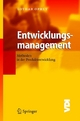 Entwicklungsmanagement - Lothar Ophey