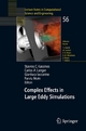 Complex Effects in Large Eddy Simulations - Stavros Kassinos;  Stavros C. Kassinos;  Carlos Langer;  Carlos A. Langer;  Gianluca Iaccarino;  Gianluca Iaccarino;  Parviz Moin;  Parviz Moin