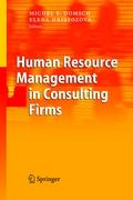 Human Resource Management in Consulting Firms