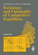 Aliprantis, Charalambos D.;Brown, Donald J.;Burkinshaw, Owen: Existence and Optimality of Competitive Equilibria