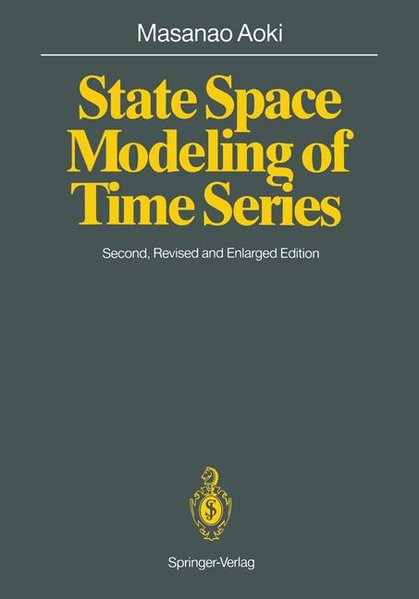 State Space Modeling of Time Series (Universitext) - Aoki, Masanao