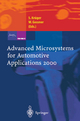 Advanced Microsystems for Automotive Applications 2000 - Sven Krüger; Wolfgang Gessner