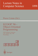 ECOOP ´96 - Object-Oriented Programming