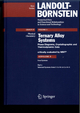 Selected Systems from C-Cr-Fe to Co-Fe-S - MSIT® Materials Science and International Team  MSIT