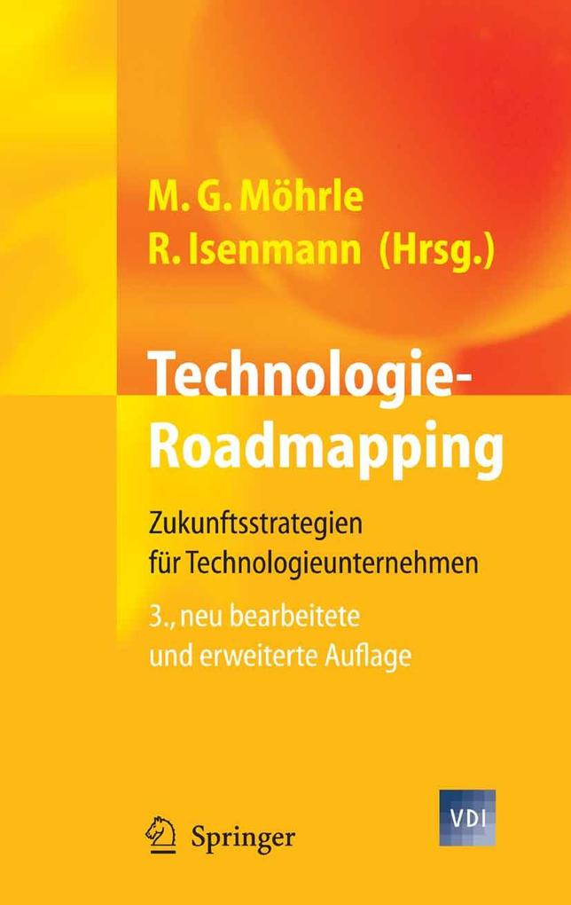 Technologie-Roadmapping als eBook von - Springer Berlin Heidelberg