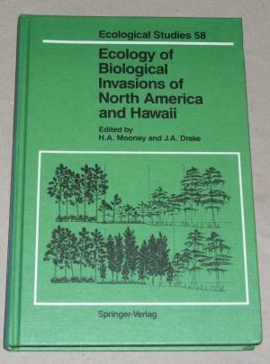 Ecology of biological invasions of North America and Hawaii. - Mooney, Harold A. [Hrsg.] Baker, Herbert G. [Mitverf.]