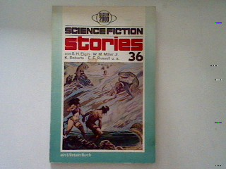 Therapie 2000: Science Fiction Stories Bd. 36 - Roberts, Keith