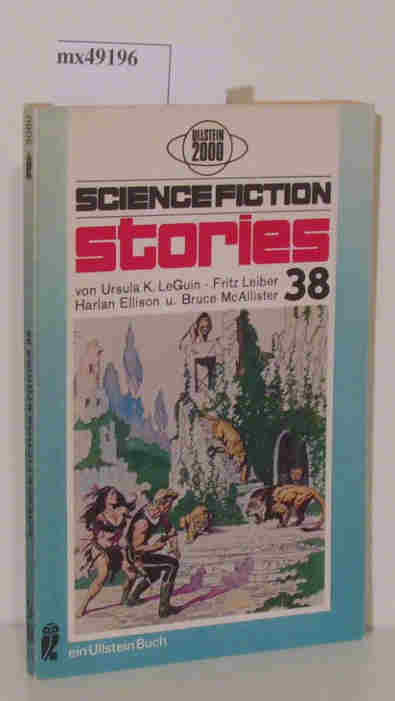 Science Fiction Stories Nr. 38 - Ellison,  McAllister, LeGuin, Leiber