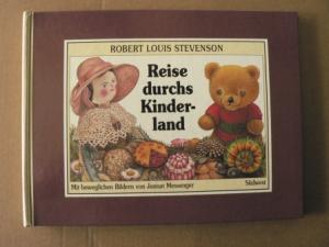 Reise durchs Kinderland. Ein Pop-up-Buch - Robert Louis Stevenson/Jannat Messenger (Illustr.)
