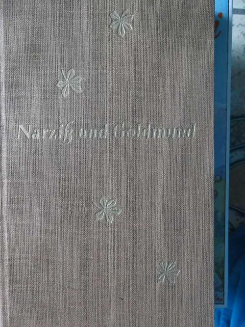 Narziß und Goldmund- Erzählung des Literaturnobelpreisträgers Hermann Hesse - Hermann, Hesse