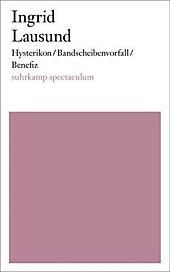 Hysterikon / Bandscheibenvorfall / Benefiz