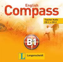 English Compass B1. 2 Teacher Audio-CDs