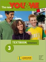 The new YOU & ME 3 Enriched Course Textbook