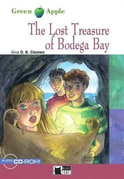 The Lost Treasure of Bodega Bay. Buch mit Audio-CD-ROM