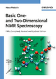 Basic One- and Two-Dimensional NMR Spectroscopy - Horst Friebolin