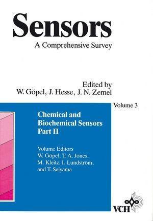 Sensors Volume 3: Chemical and Biochemical Sensors - Part II als eBook von - Wiley-VCH