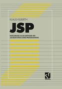 Kilberth, Klaus: JSP