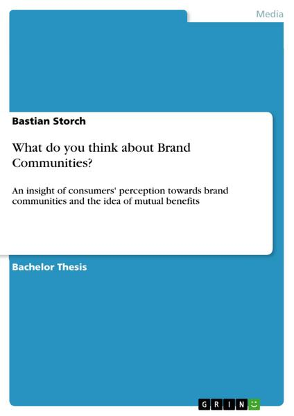 What do you think about Brand Communities?