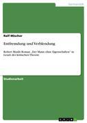 Mischer, Ralf: Entfremdung und Verblendung