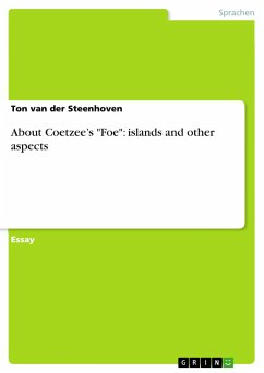 About Coetzee's