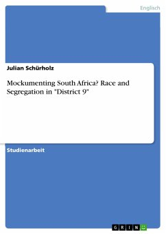Mockumenting South Africa? Race and Segregation in