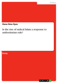 Is the rise of radical Islam a response to authoritarian rule? - Ilona Ilma Ilyes