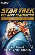Mitchell, V. E.: Star Trek - Starfleet Academy: Die Atlantis-Station