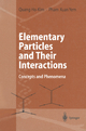 Elementary Particles and Their Interactions - Quang Ho-Kim; Xuan-Yem Pham