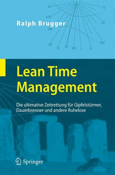 Lean Time Management - Ralf Brugger