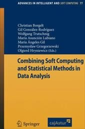 Combining Soft Computing and Statistical Methods in Data Analysis - Borgelt, Christian / Rodriguez, Gil Gonzalez / Trutschnig, Wolfgang