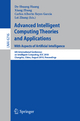 Advanced Intelligent Computing Theories and Applications: With Aspects of Artificial Intelligence - De-Shuang Huang; Xiang Zhang; Carlos Alberto Reyes Garcia; Lei Zhang