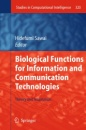 Biological Functions for Information and Communication Technologies: Theory and Inspiration (Studies in Computational Intelligence)