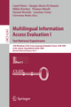 Multilingual Information Access Evaluation I - Text Retrieval Experiments - Carol Peters; Giorgio Maria Di Nunzio; Mikko Kurimo; Thomas Mandl; Djamel Mostefa; Anselmo Penas; Giovanna Roda
