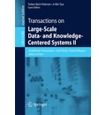 Transactions on Large-Scale Data- and Knowledge-Centered Systems II - Abdelkader Hameurlain