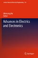 Advances in Electric and Electronics - Wensong Hu