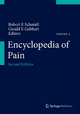 Encyclopedia of Pain - G.F. Gebhart; Robert F. Schmidt