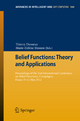 Belief Functions: Theory and Applications - Thierry Denoeux; Marie-Hélène Masson