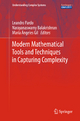 Modern Mathematical Tools and Techniques in Capturing Complexity - Leandro Pardo; Narayanaswamy Balakrishnan; Maria Angeles Gil