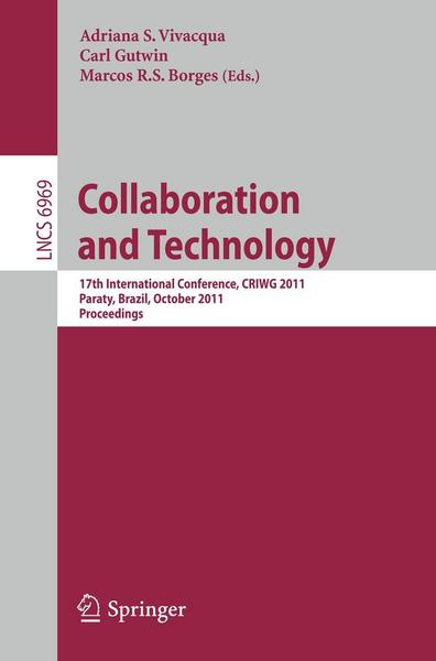 Collaboration and Technology - Springer Berlin
