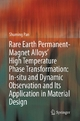 Rare Earth Permanent-Magnet Alloys' High Temperature Phase Transformatio - Shuming Pan