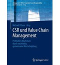 Csr Und Value Chain Management - Michael Dheur