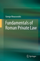 Fundamentals of Roman Private Law - George Mousourakis