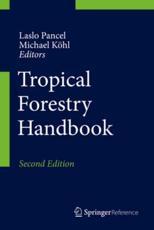 Tropical Forestry Handbook - Laslo Pancel