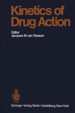 Kinetics of Drug Action (Handbook of Experimental Pharmacology)